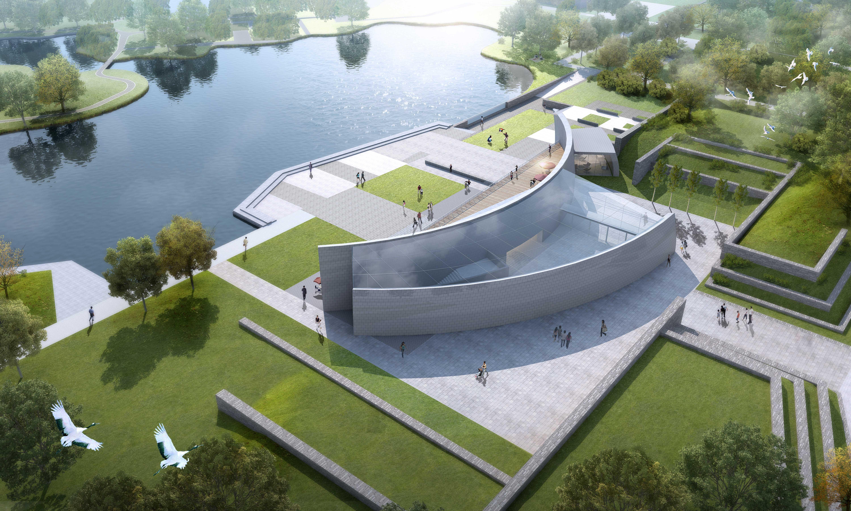 連雲港公園展望施設